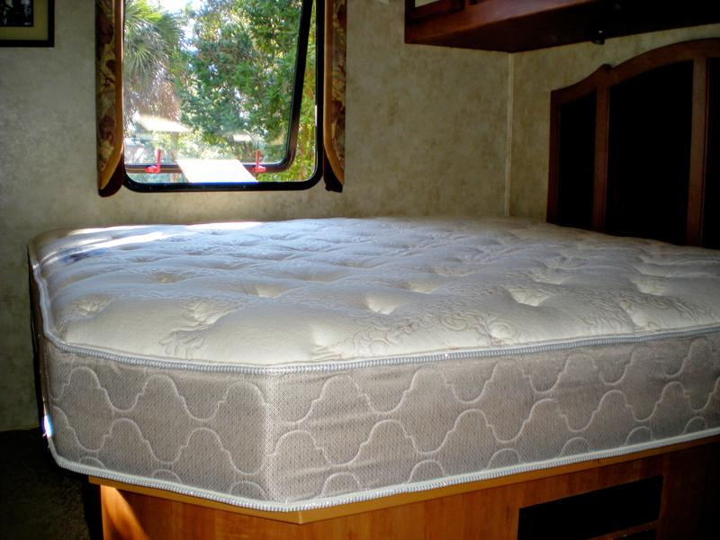 Rv Mattress Comfort Custom Mattresses Amp Marine Bedding